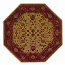 Everest Tabriz/Harvest Gold Rug
