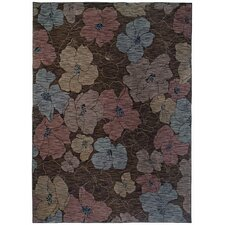 Modernworks Karina Dark Brown Rug
