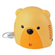 Pediatric Compressor Nebulizer Alphaneb Bear