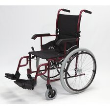 High Strength Aluminum Ultra-Lightweight Wheelchair