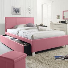 Fantasia Trundle Upholstered Bed