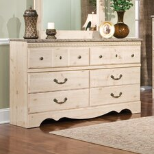 Seville 6 Drawer Dresser