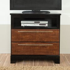 Eclipse 2 Drawer Media Chest