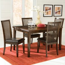 Peyton 5 Piece Dining Set