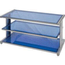 AV Rack Metal TV Stand for LCD / Plasma's