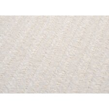 Simple Chenille Cloud White Sample Swatch