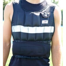 30 lbs Adjustable Weighted Vest