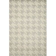 Delhi Grey Tufted Rug