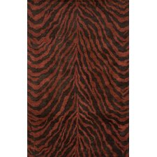 Serengeti Tiger Rug