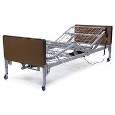 Patriot Semi-Electric Bed Only with Plastic Ends