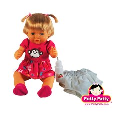 Potty Training in One Day - The Potty Patty Doll