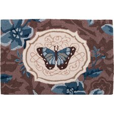 Butterfly Bliss Novelty Rug