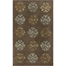 Tamira Brown/Tan Rug