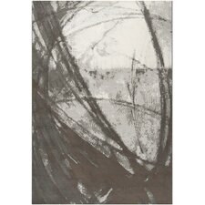 Contempo Gray Art Work Rug
