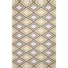 Frontier Winter White/Pewter Rug