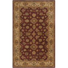 Clifton Red Clay Rug