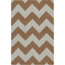 Frontier Dried Oregano/Mocha Rug