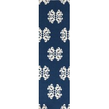 Frontier Midnight Blue/Ivory Rug