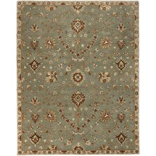 Kensington Alpine Green Rug