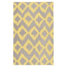 Frontier Lemon/Brindle Rug