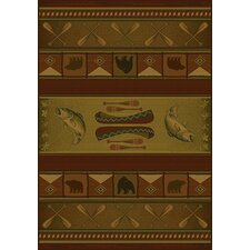 Genesis Colorado Lodge Novelty Rug