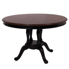 Fiddleback Dining Table