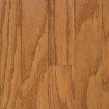"Beaumont Plank 3"" Engineered Oak Flooring in Warm Sienna"