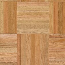 SAMPLE - Urethane Parquet Solid Oak in Standard