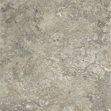"Alterna Tuscan Path 16"" x 16"" Vinyl Tile in Dove Gray"
