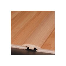 "0.25"" x 2"" Red Oak T-Molding in Desert, Natural, Toast"