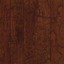 "Blackwater Classics 5"" Engineered Cherry Flooring in Amber Glow"