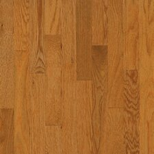 "Yorkshire Strip 2-1/4"" Solid White Oak Flooring in Canyon"