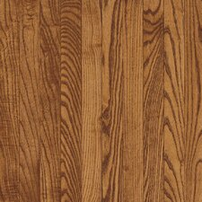 "Yorkshire Plank 3-1/4"" Solid White Oak Flooring in Auburn"