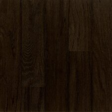 "Performance Plus 5"" Acrylic-Infused Engineered White Oak Flooring in Night Time"