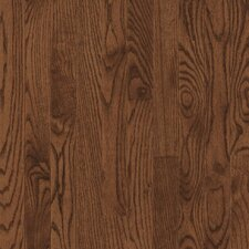 SAMPLE - Bristol™ Solid Red/White Oak in Saddle