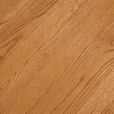 "Bristol 2-1/4"" Solid Red Oak Flooring in Butterscotch"