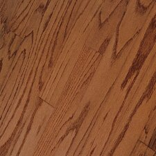 "Northshore Strip 2-1/4"" Engineered Red Oak Flooring in Gunstock"