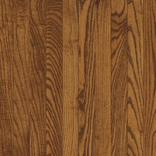 "Dover Strip 2-1/4"" Solid White Oak Flooring in Fawn"