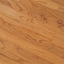 "Northshore Plank 3"" Engineered Red Oak Flooring in Butterscotch"