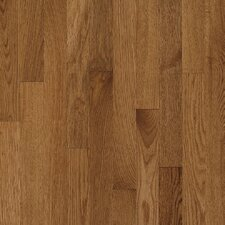 "Natural Choice Strip 2-1/4"" Solid Red / White Oak Flooring in Mellow"