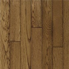 SAMPLE - Ascot Strip Solid Oak in Sable