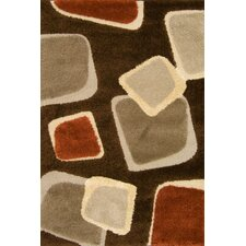 Miracle Brown Demetri Rug