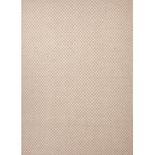 Highlanders Ivory/White Solid Rug