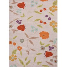 Midtown By Raymond Waites Multi Floral Rug