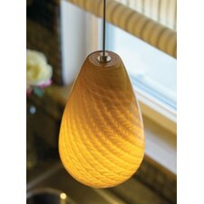 Honey 1 Light Pendant