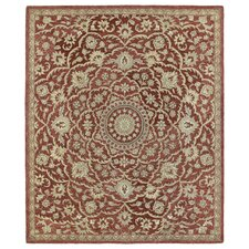 Solomon Red Nehemiah Rug