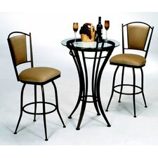 "David 30"" Swivel Bar Stool"