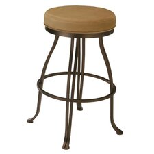 "Lodge 34"" Backless Extra Tall Bar Stool"