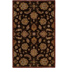 Pars Kashan Chocolate Rug