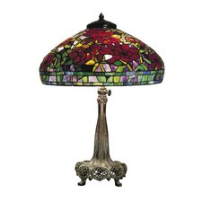 Peony 3 Light Table Lamp